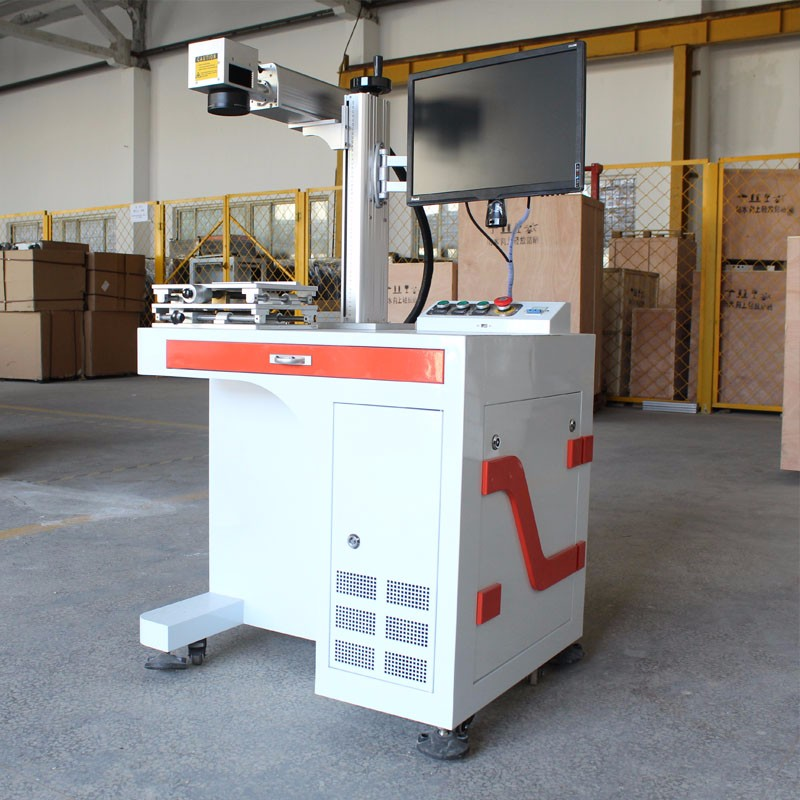 low cost 20w 30w fiber laser marking machine hot selling in India market