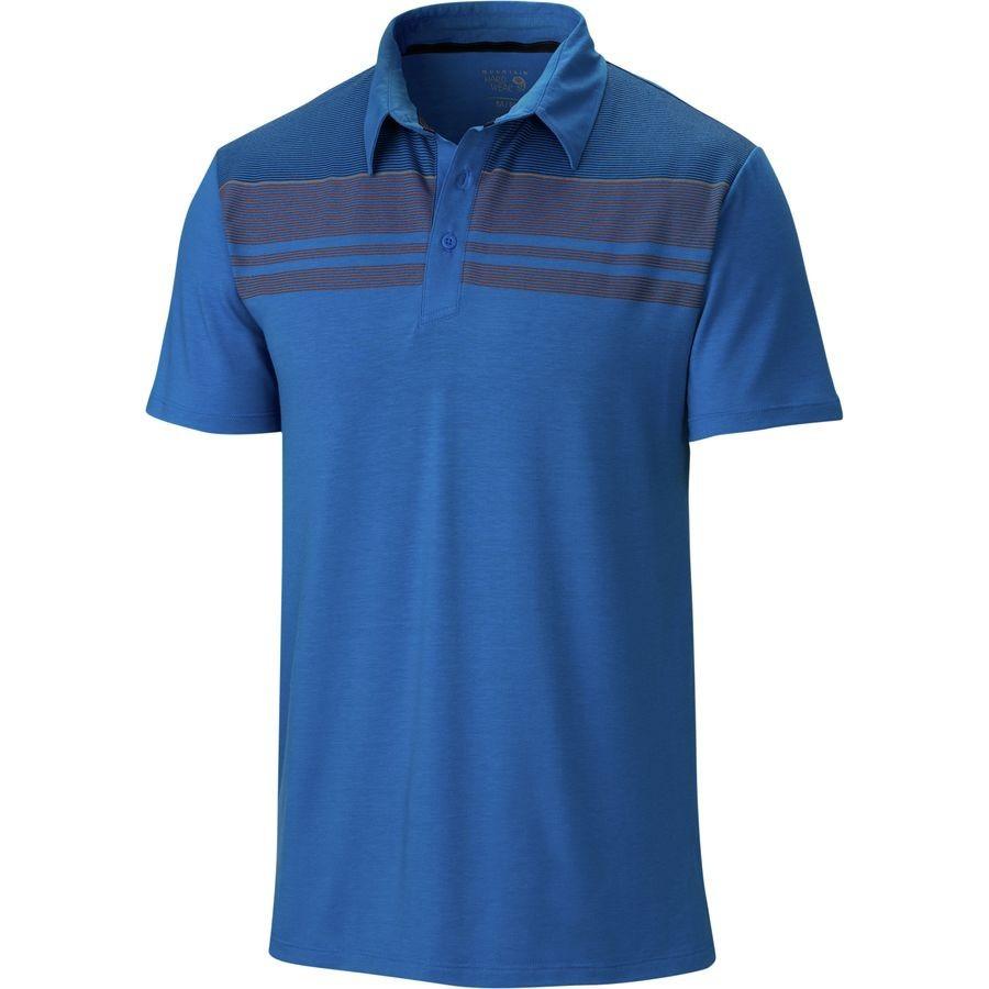 Nylon Polo Shirt 34