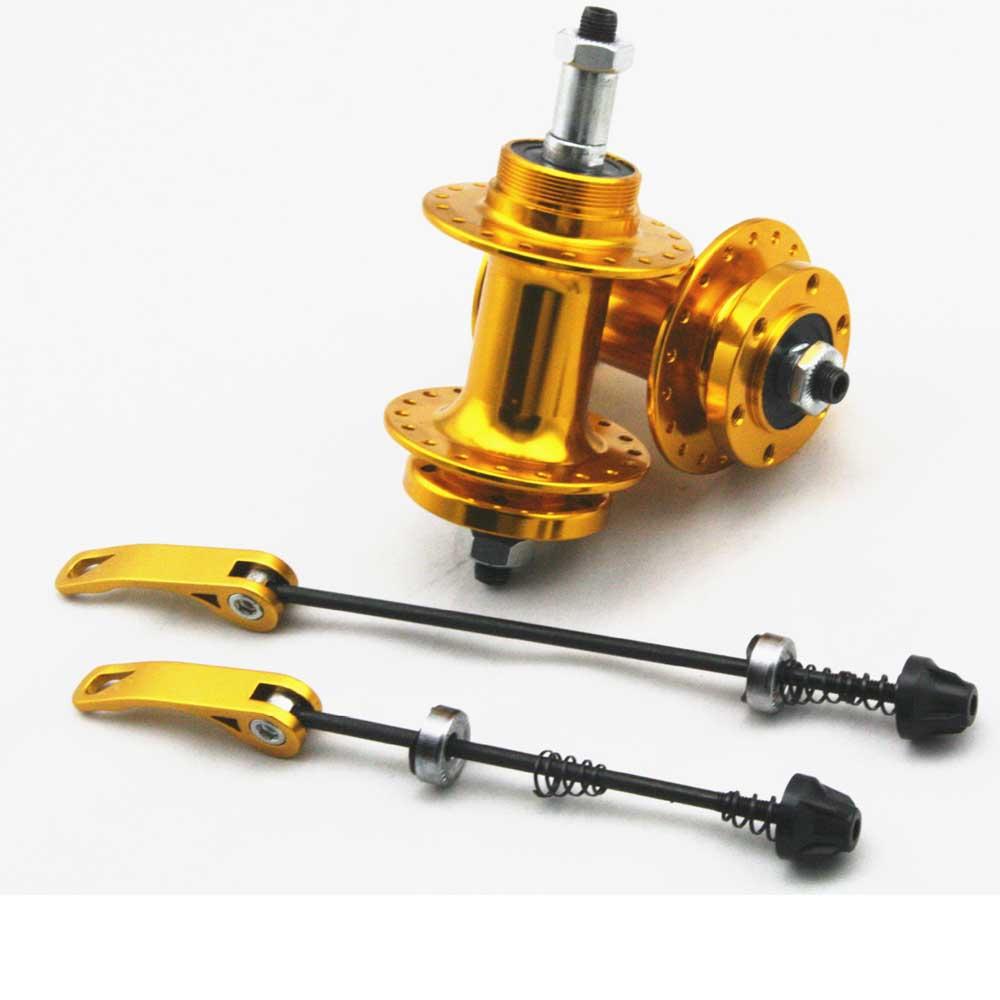 1 Pair MTB Hub Bicycle Disc Brake Hubs Front and Rear Hubs 32 //36 Holes