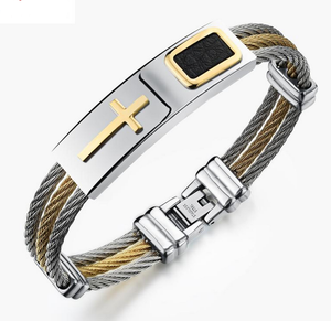 2017 innovative product ideas christian jewelry jesus cross bracelet easter gift