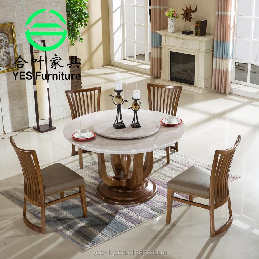 Grossiste table salle a manger marbre blanc-Acheter les meilleurs ...