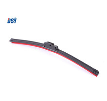 banana type silicone auto windshield wiper blade