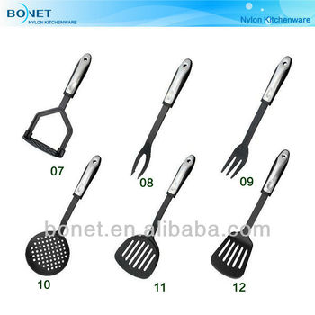 Kns0017 fda lfgb kitchen utensils list buy kitchen for Kitchen utensils list