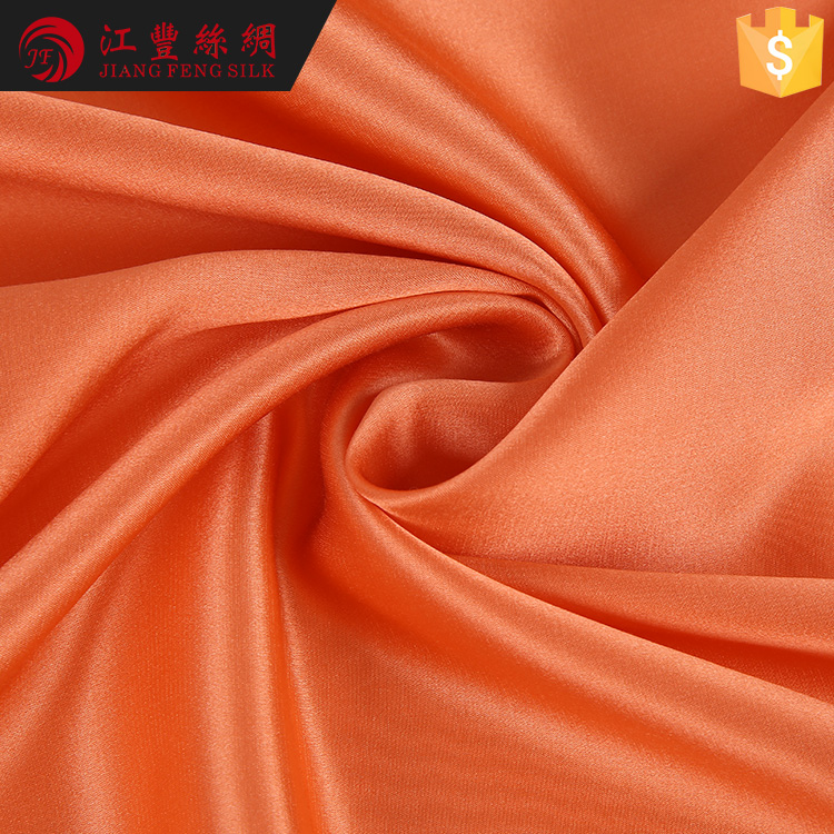 Y28 Dyeing Pure 50% Mulberry Silk 50% Silk Cotton Fabric