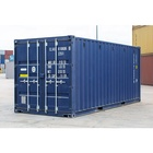 20 ft used shipping container/second hand container