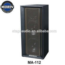 High power and SPL 12 inch pa system passive speaker Morin MA-112
