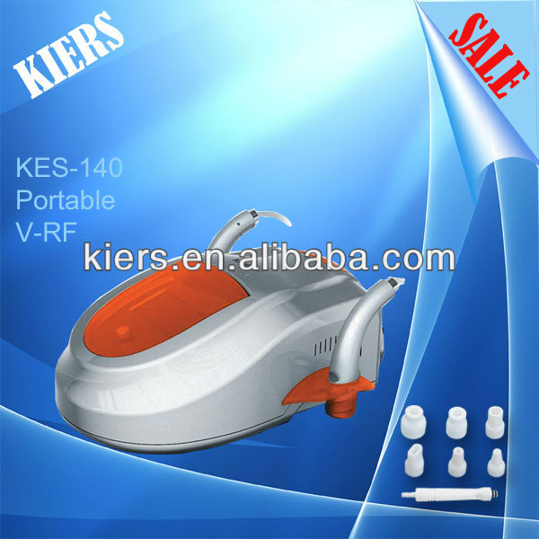 Portable bipolar RF /magic RF wrinkle removal machine