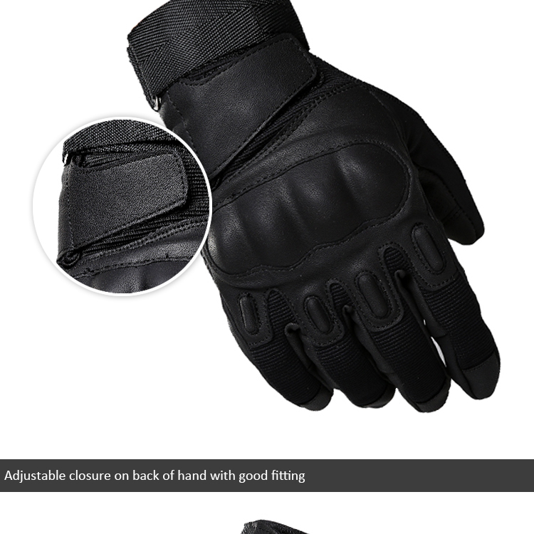 Full Finger Tactical Gloves Military Swat Police Combat Assault Shooting Sports