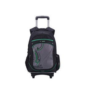 children school trolley bags backpack with wheels c434b32a25075