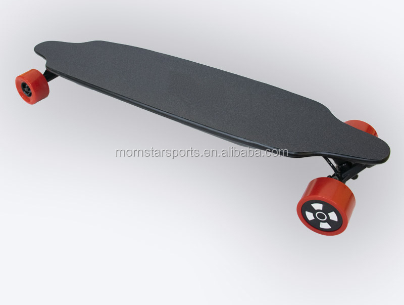 Dual Motor 4 Wheels Remote Control Off Road Electric Powered Skateboard