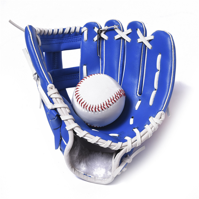 Custom PU Softbal Batting Handschoenen Voor Kids