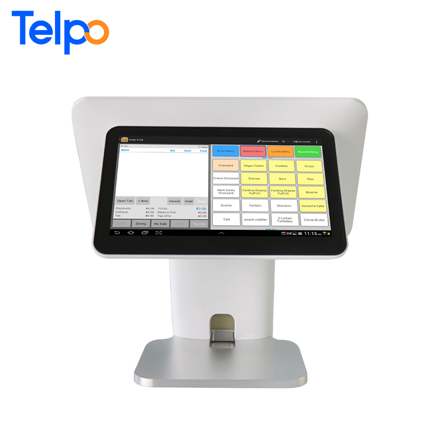 Small Business Electronic Cash Register Face Recognition Open Source Pos Qr  Code Scanner - Buy Self Service Touch Screen Electronic Cashier