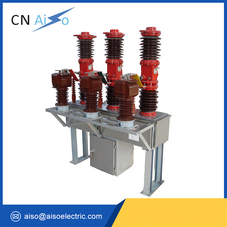 35kV Outdoor Automatic Vacuum Circuit Breaker With Better Price