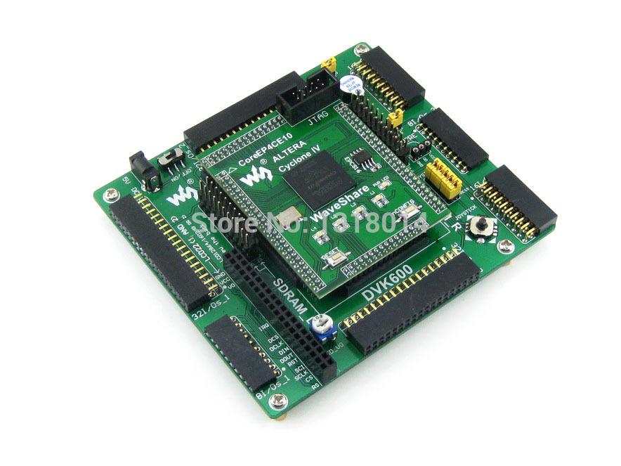 Module Kits Waveshare OpenEP2C8-C Package B EP2C8 EP2C8Q208C8N ALTERA Cyclone II FPGA Development Board