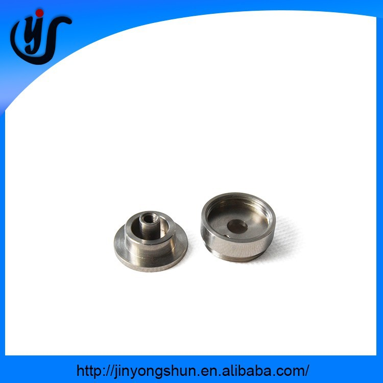 OEM anodized aluminum metal lathe parts precision CNC machining part