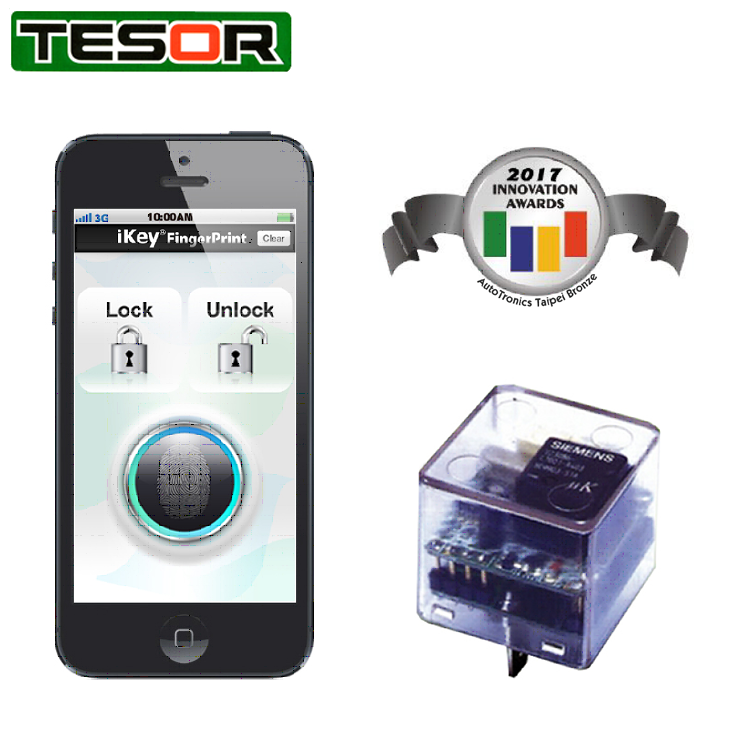 Face Recognition Car Immobilizer with Anti Robbery system, View smartphone  face recognition immobilizer, TESOR Product Details from TESOR PLUS CORP