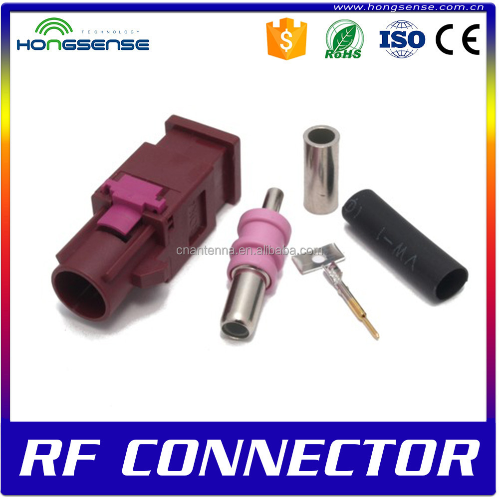 Copper 100 percent fakra wiki connector for car and small copper 100 percent fakra wiki connector for car and small connector for pcb buy fakra connector wikiconnector pcbf cable to coaxial product on alibaba xflitez Images