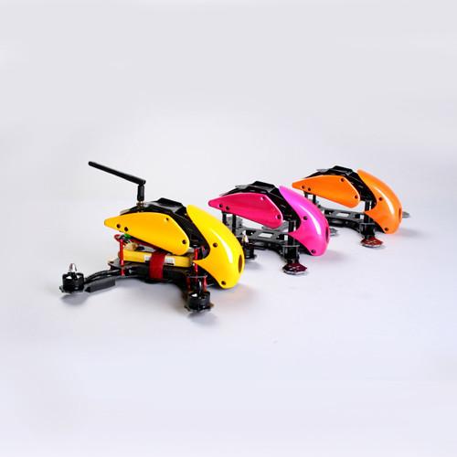 The Newest DIY FPV Race Drones RoboCat Mini Quadcopter Frame 270mm Wheelbase
