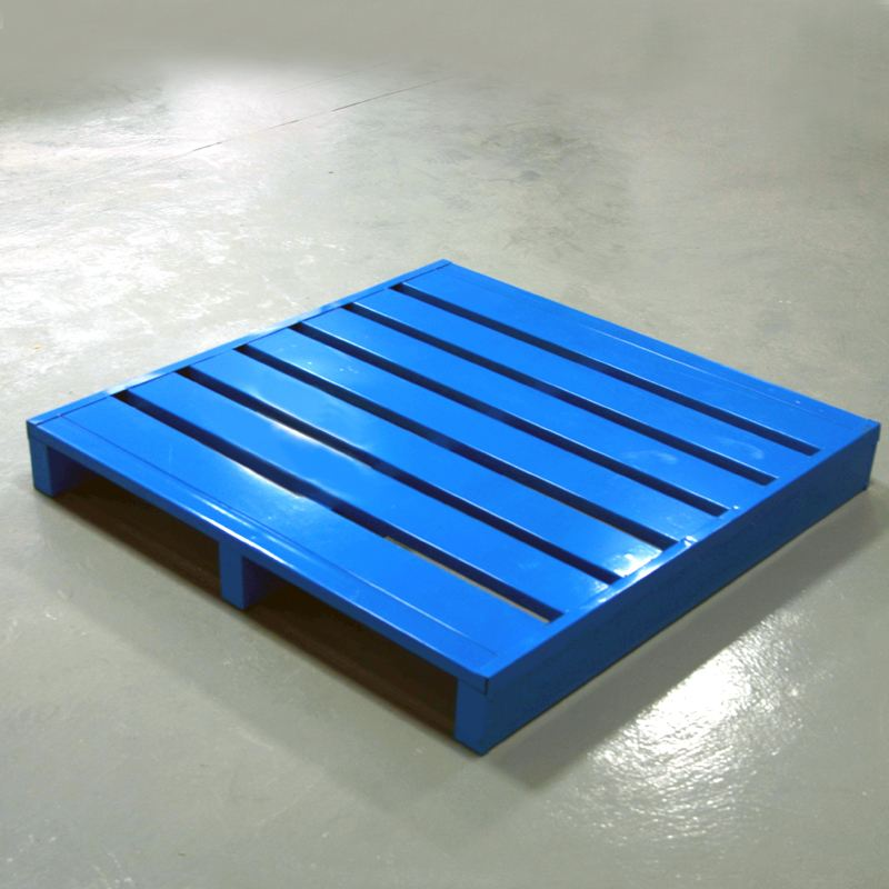 single faced 2-way Heavy Duty Metal Pallets . Sheet Metal Pallet Product,pallet,metal pallet