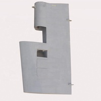 China manufacturer supply high quality boat flap rudder