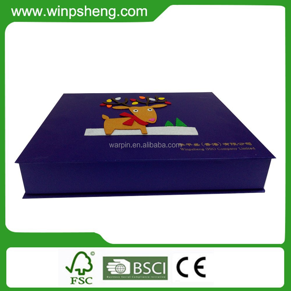 2015 Special Design Gift Packing Box For All Occasions