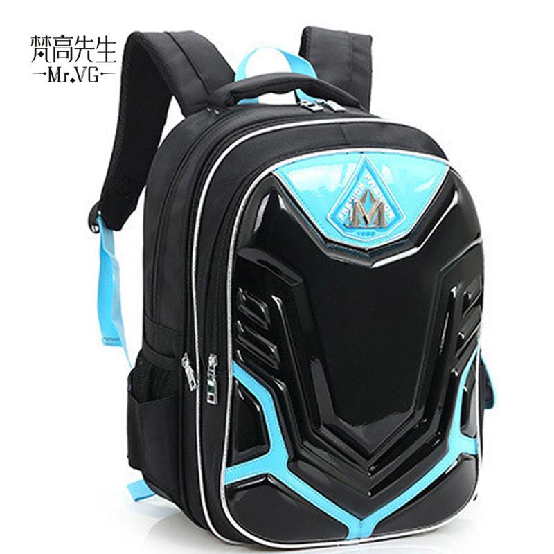 2016 Fashion schoolbag boy backpacks children school bags for boys kids mochila backpack mochilas escolar infantil cool bag