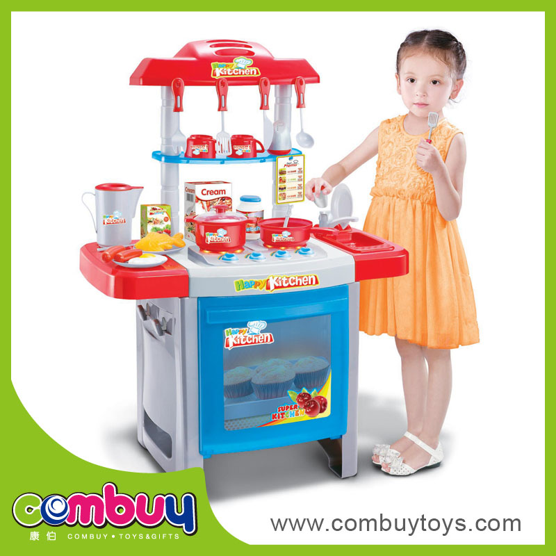 Hot Selling Children Toy Pretend Play Kitchen Set Cooking Toys