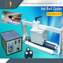 High Quality Durable Hot Ink Roll Batch Number Printer Coding Machine Expiry Date Coder