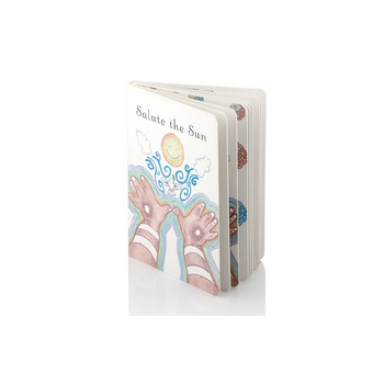 Print softcover children's educational books for learning