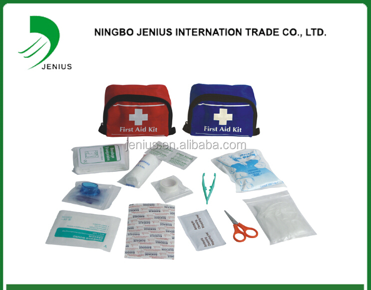 Beautiful Pocket first aid kit with FAD certificate