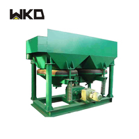 Good price minerals processing equipment gold ore jig separation for sale