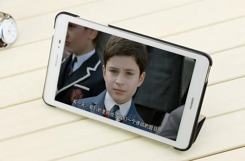 יוקרה כיסוי עבור Huawei Mediapad T1 8.0 S8-701u כבוד S8 לוח תיק עור באיכות גבוהה אבזרים משלוח חינם אולטרה דק