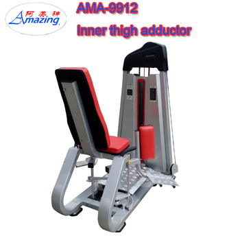 Inner Thigh Adductor Strength Exercise Machine Hip Abductor/adductor - Buy  Hip Abductor,Adductor Abductor Machine,Leg Adductor Product on Alibaba com