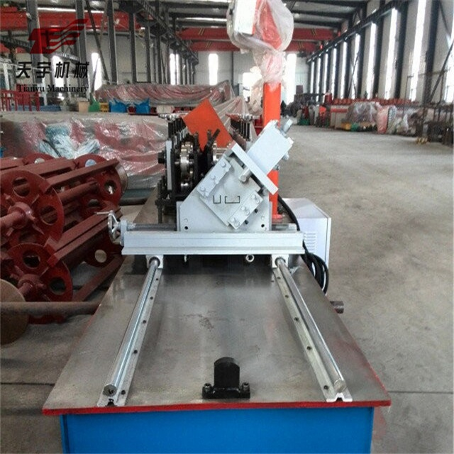 C89 Light Gauge Staal Framing Roll Forming Machine voor Modulaire Huis
