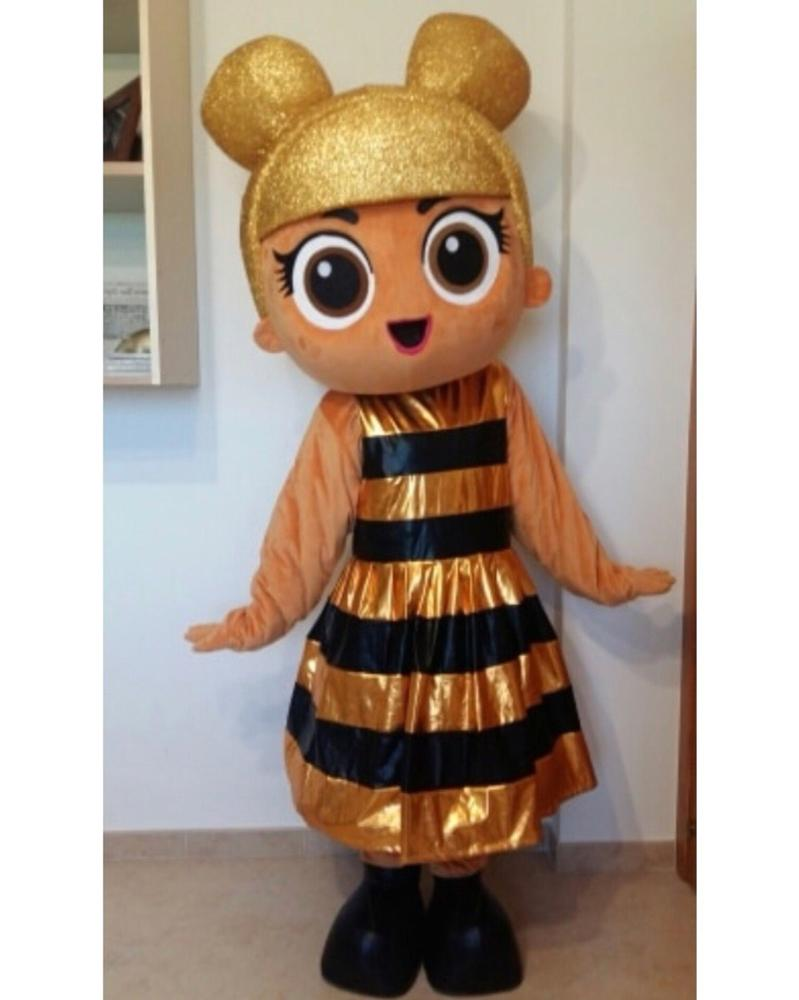 Funtoys CE Ananas Mascotte Kostuum LoL Queen Bee Fancy Cartoon Cosplay