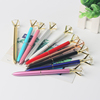 Fashionable pen diamond painting pen colorful ball pen raw material for wedding gift