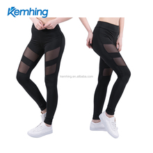 hot sports recycled yoga pants wholesale sexy black girl in yoga pants