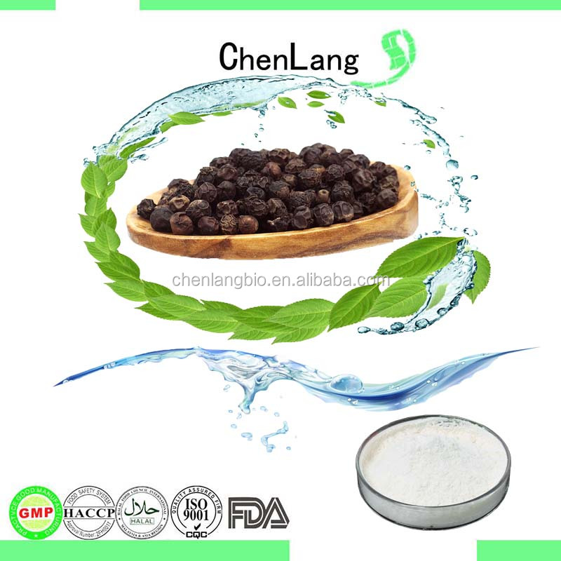 Online Shopping Free Sample to Test Pure Nature Bulk Piperine Extract 98%