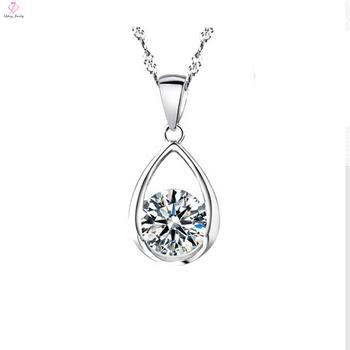 Custom 925 sterling silver pendant necklace for women view 925 custom 925 sterling silver pendant necklace for women aloadofball Images