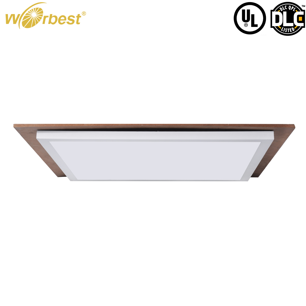 Alibaba on Sale No Flicking Internal Power Led Panel Light with Junction Box Driver