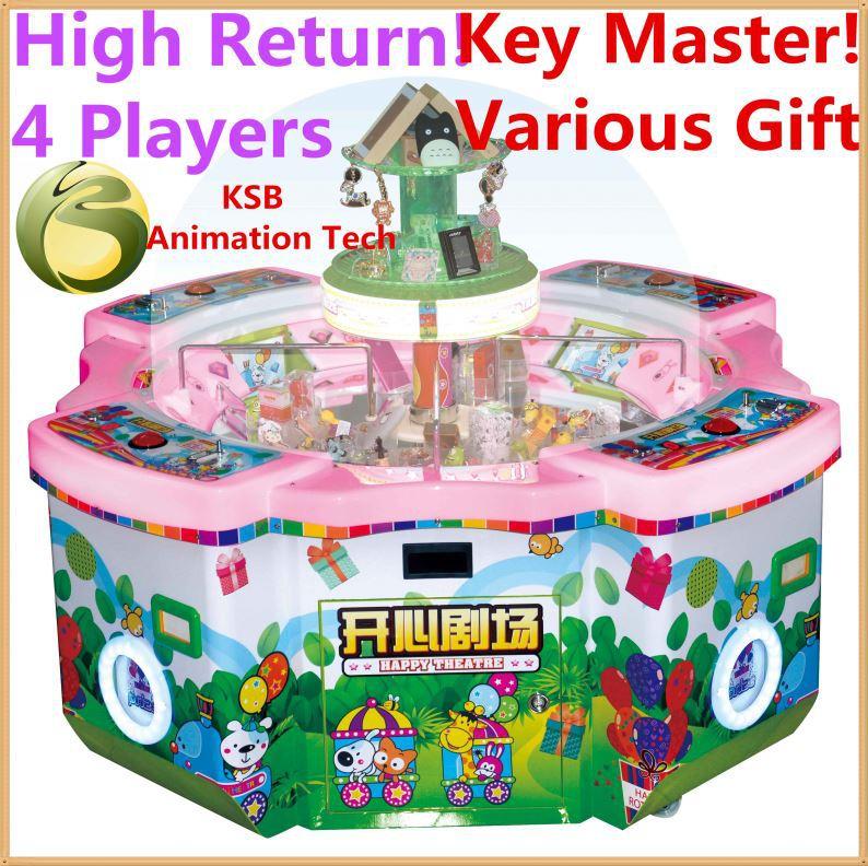 nuevo diseo de mini casa piezas de gra garra mquina de juego de arcade de