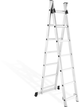 534m aluminum roof ladders free standing tree standing extension ladder aluminum foldable attic