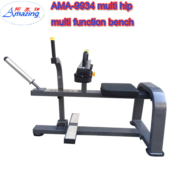 Plate loaded High End Gym Leg Workout Standing seated calf raise machine