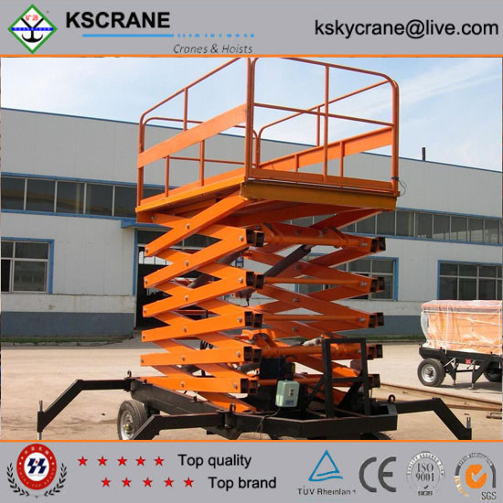 Low energy consumption hydraulic pressure lifting platform with good working system