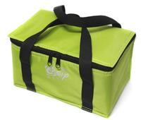 new type Yellow color non-woven cooler insulated bag for hight quality cooler bag