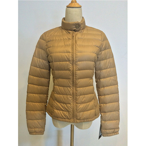 Women Down Lighting Jacket Winter Outside Coat