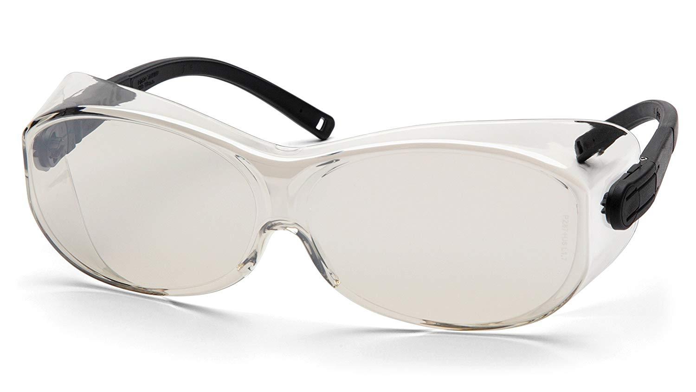 cbdbf18df6 Get Quotations · Pyramex Safety OTS XL Over Prescription Glasses Safety  Glasses
