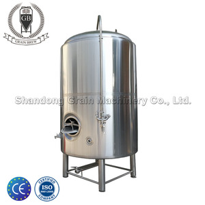 2000L Craft Beer Bright Tank Beer Brewing Equipment For Sale
