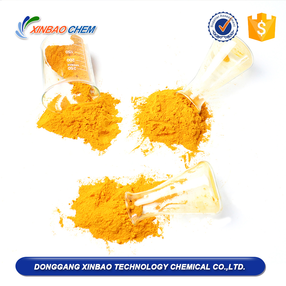 heat proof metallo organic compound refined orange ferrocene powder fuel additives