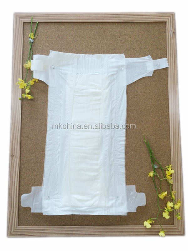 Eco friendly biodegradable A grade quality mother's first choice non reusable diapers bamboo